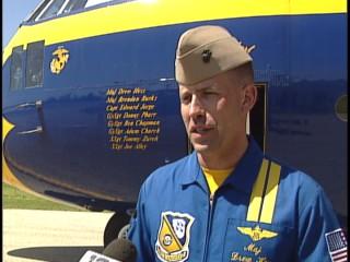 Major Drew Hess