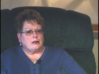 Carol McFeggen was murdered in her home on Monday.