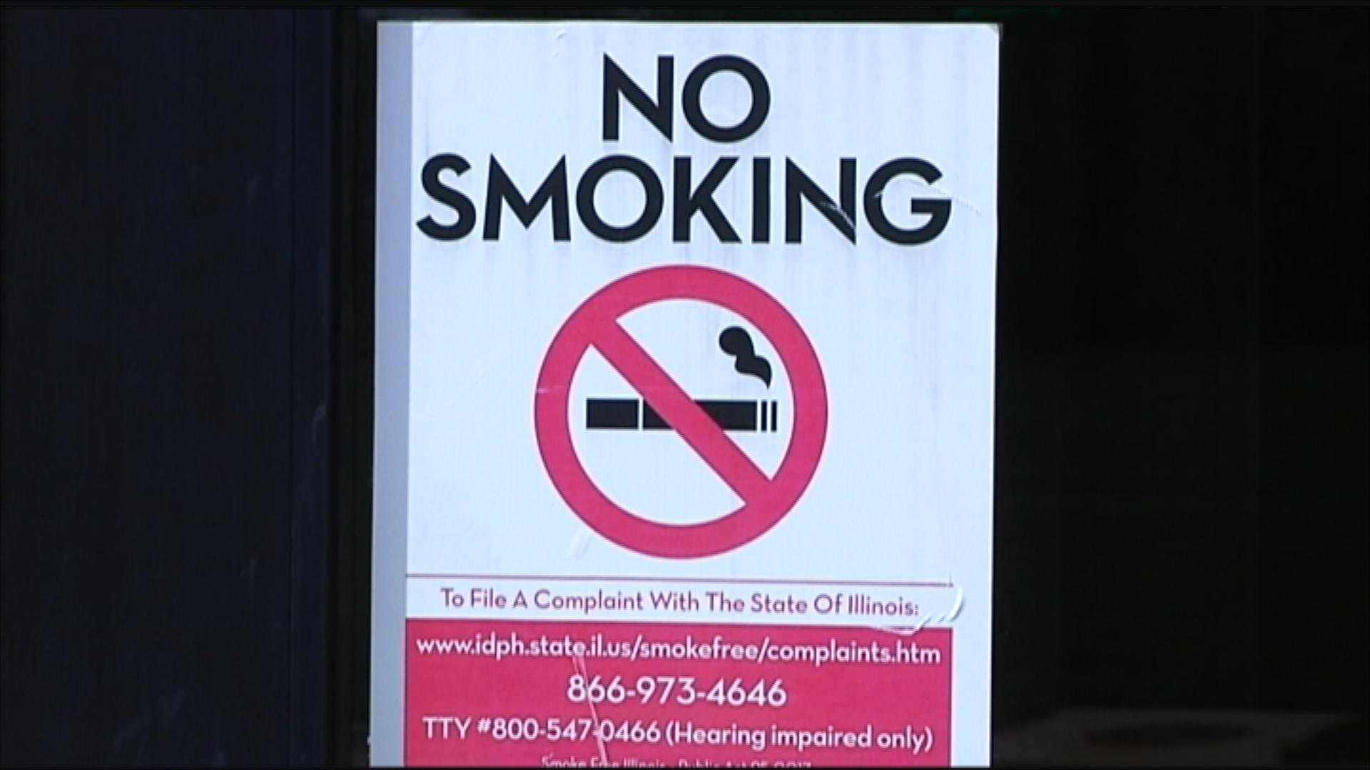 nc smoking ban law