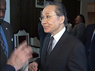 Don Pramudwinai, Thai Ambassador to the U.S.