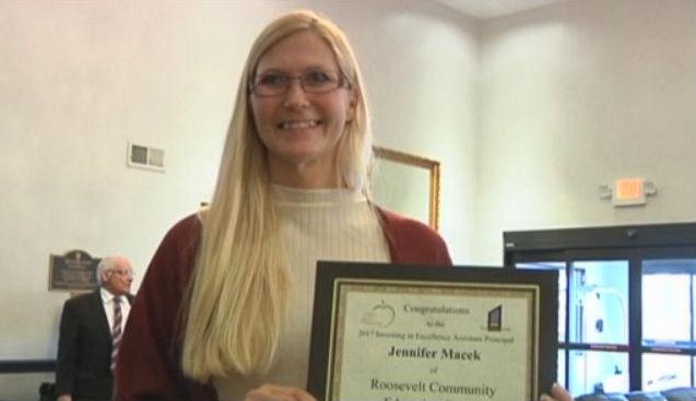 Jennifer Macek