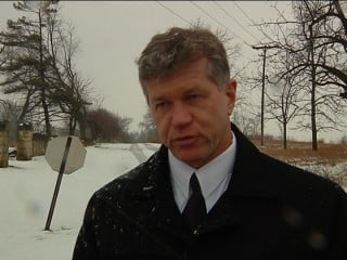 Tim Hanson, Rockford Public Works Director