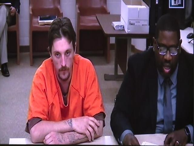 Jakubowski appeared in court via video conference