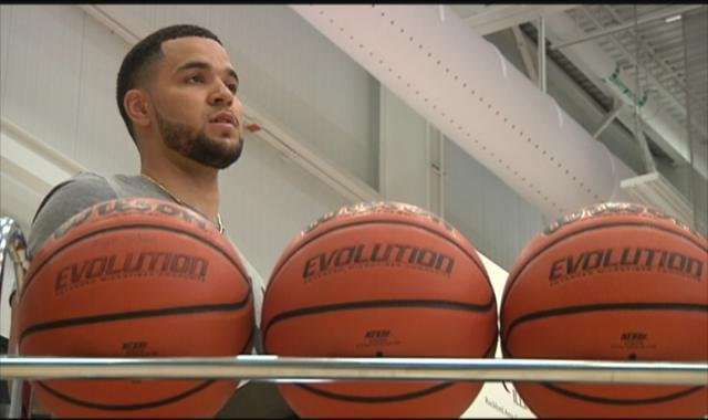 VanVleet aims to get underprivileged kids involved in basketball camp