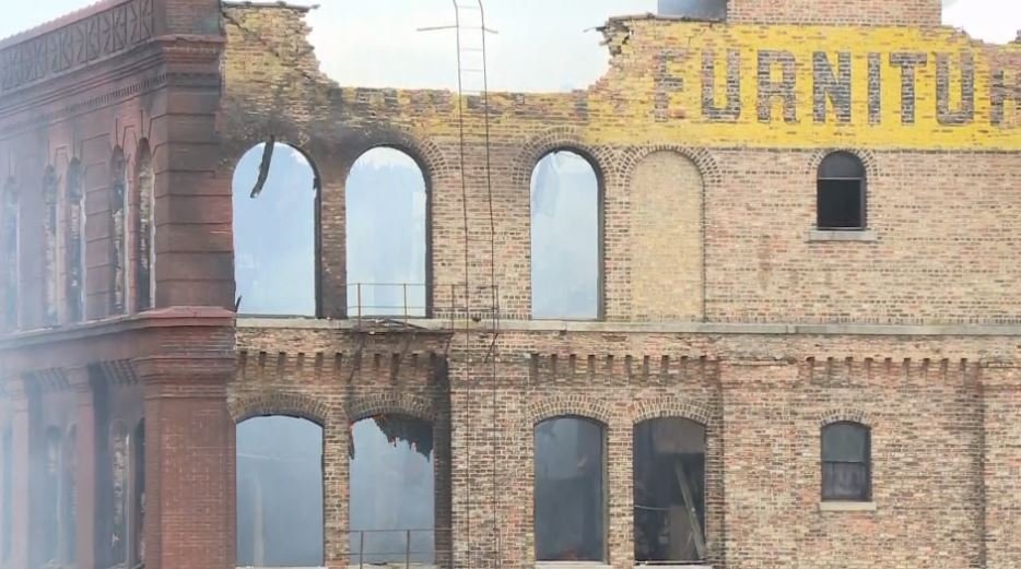 History of the Hanley Building in downtown Rockford