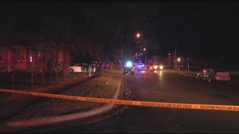One victim was shot on N. Horsman Thursday night