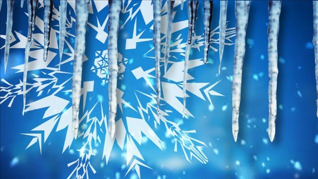 Winter weather across the country brings a white Christmas to some states