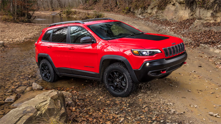Fiat Chrysler Unveils New 2019 Jeep Cherokee