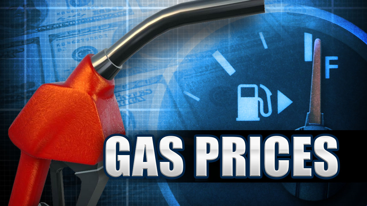 Gas prices near $3 per gallon in Meadville area