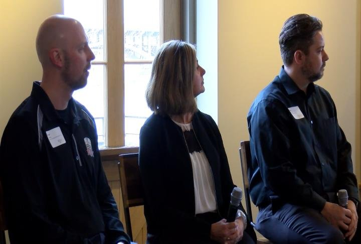 Area business owners gather for the State of Small Business address