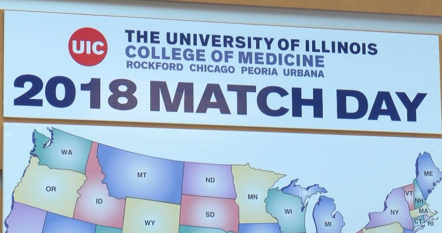 Watch exciting moment for CWRU medical students on match day