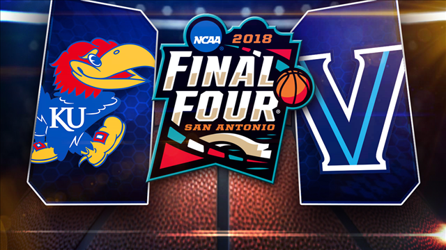 Final Four Odds: Villanova Favored vs. Kansas in Battle of Top Seeds