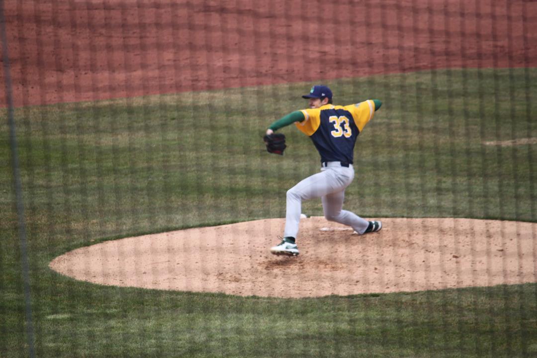 Bryce Conley helps Beloit throw a no-hitter.