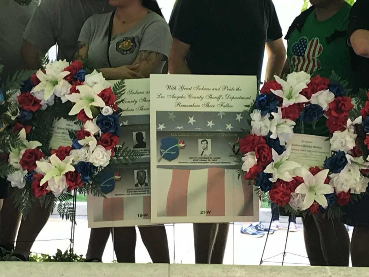 Memory of fallen officers honored in west Kentucky