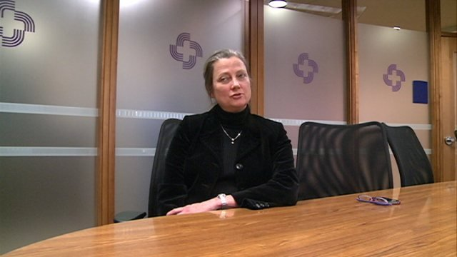 Swedes Chief Medical Officer Kathleen Kelly