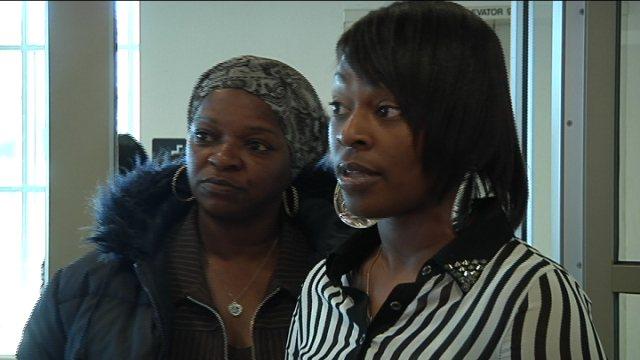Tyjuan Anderson's family members