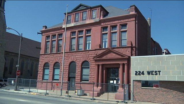Freeport City Hall building.