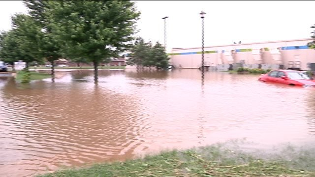 More rain, storms Thursday add to flooding issues in central Indiana