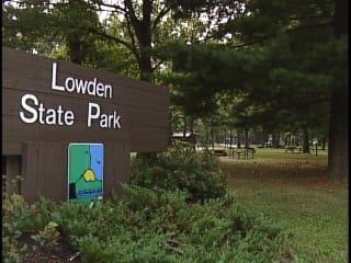 Lowden State Park in Oregon is one of 11 parks in Illinois that will close November 1.