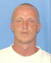 Sheley was arrested outside a bar in Granite City, Illinois after an FBI manhunt.