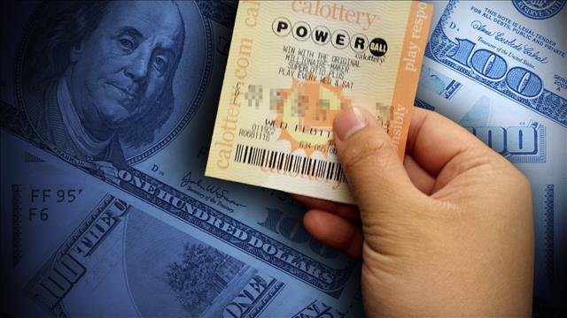 Powerball jackpot numbers announced