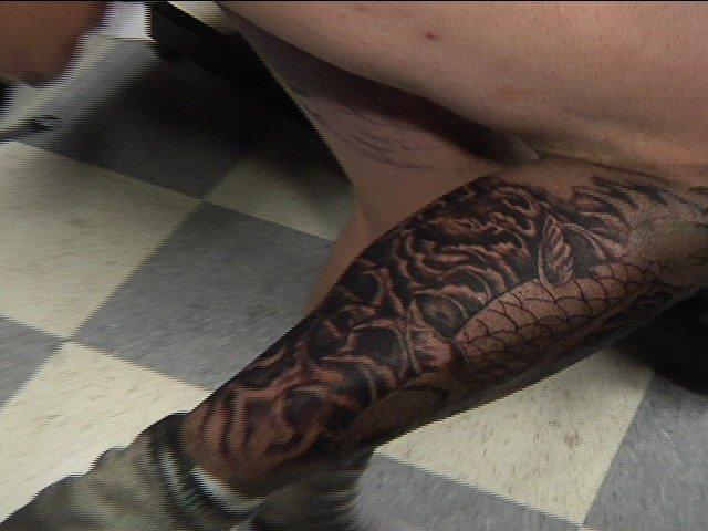 Running Tattoos Marathoners Marathon Tattoo Session Breaks