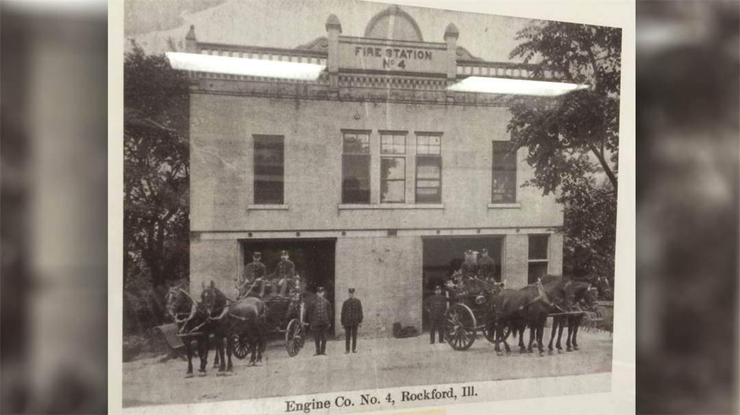 Furniture Makers Reclaim Pieces Of Rockford Fire Station 4 Rockford S News Leader