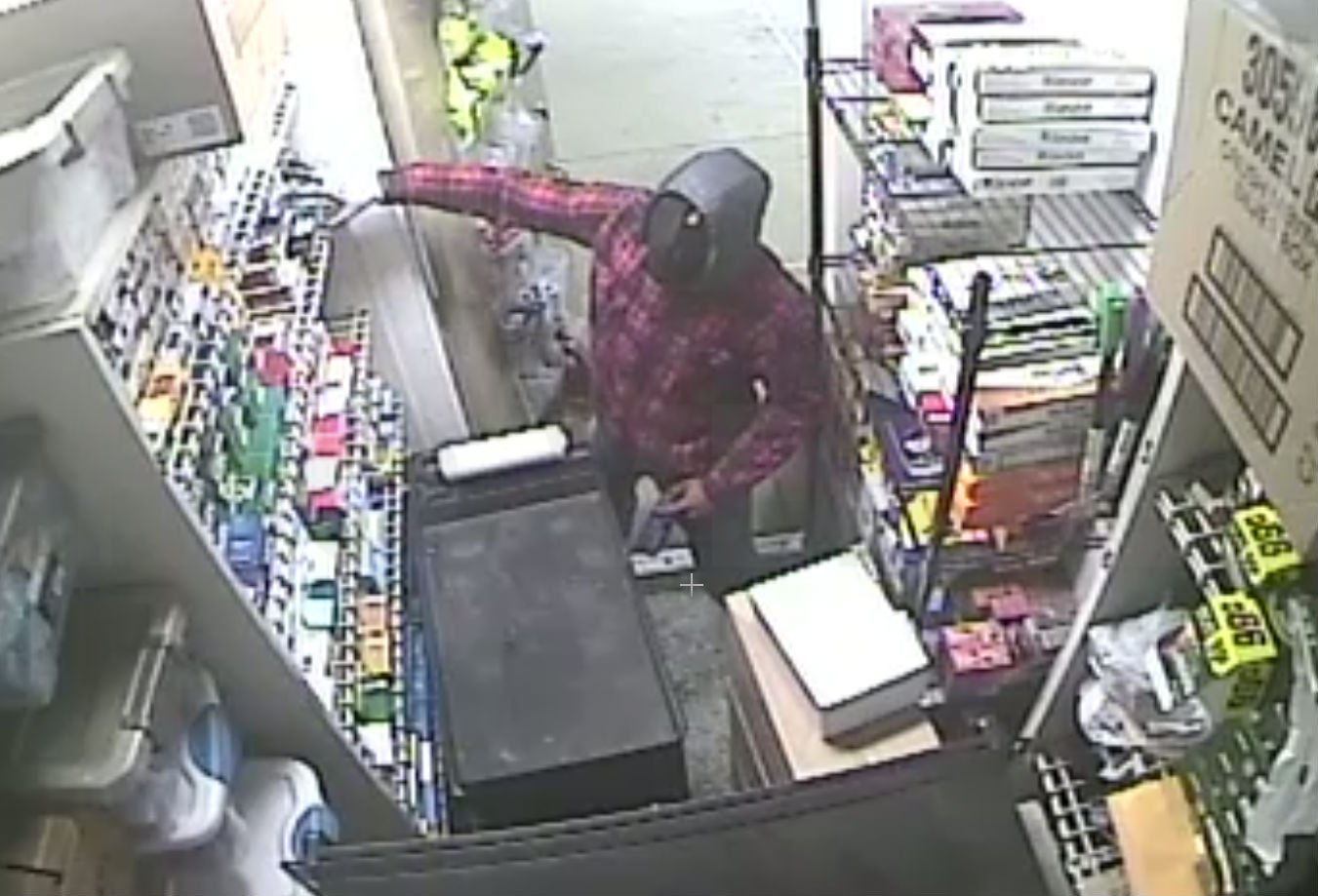 Police search for suspects in gas station armed robbery - WREX.com – Rockford's  News Leader