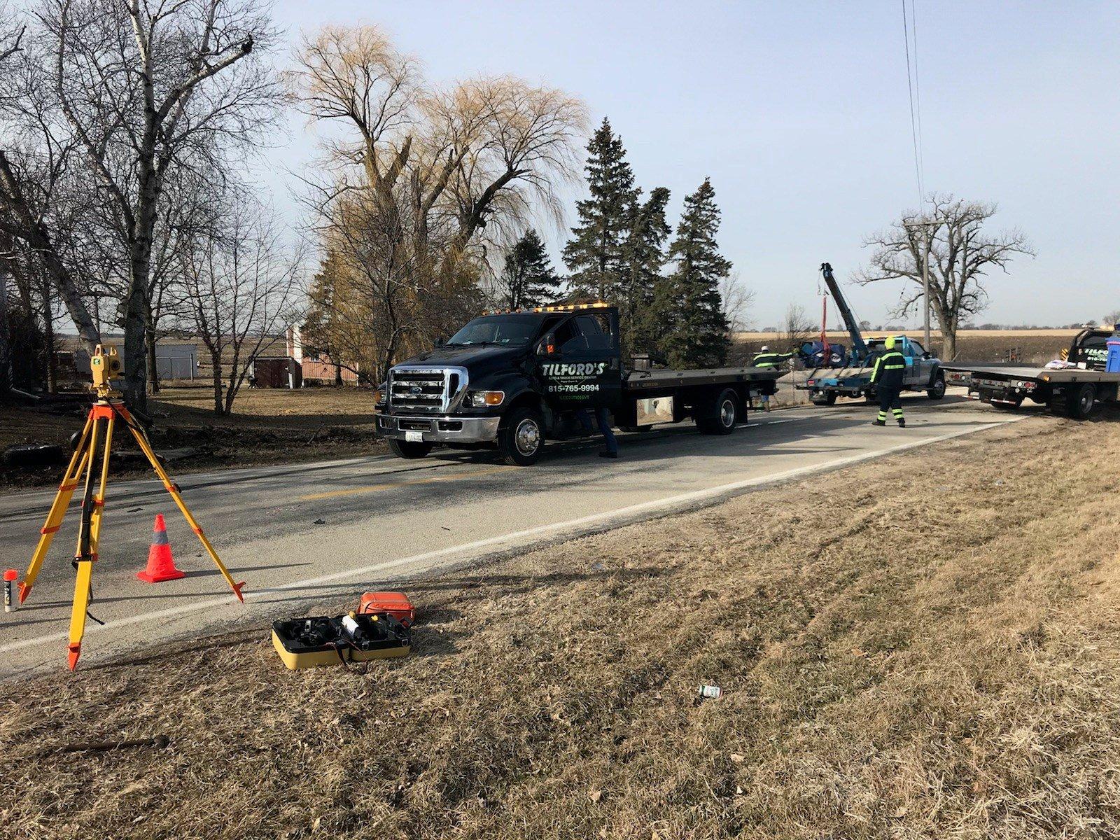 Car Crash Dubuque Iowa