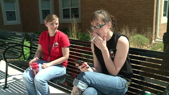smoking on campus Smoking on campus on july 1, 2015, in compliance with the state of illinois' smoke-free campus act and other applicable state laws, illinois state university became smoke-free/tobacco-free campus.