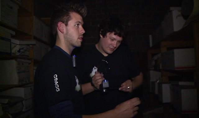 Rockford ghost hunter gaining national attention kwwl for Does ghost hunter m2 app really work