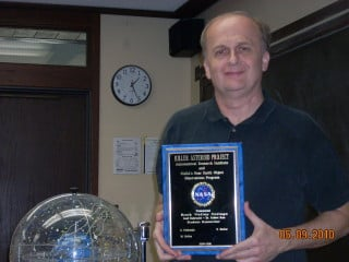 Dr. Richard Ross - RVC Astronomy Teacher