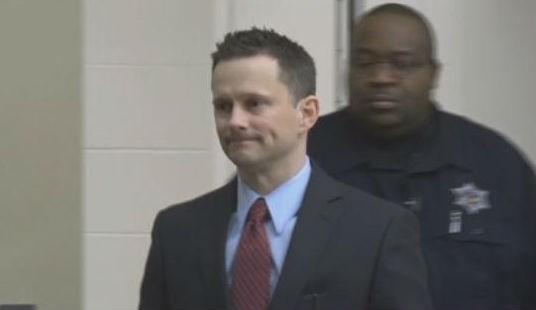 Todd Smith, walking into court Thursday, Jan. 12